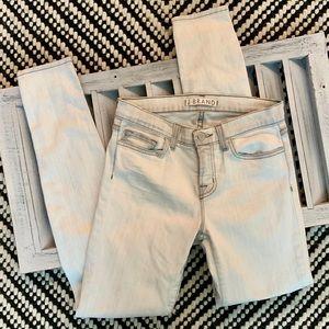J Brand Skinny Leg Jean